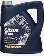 Моторное масло Mannol Gasoil Extra 10W40 4L