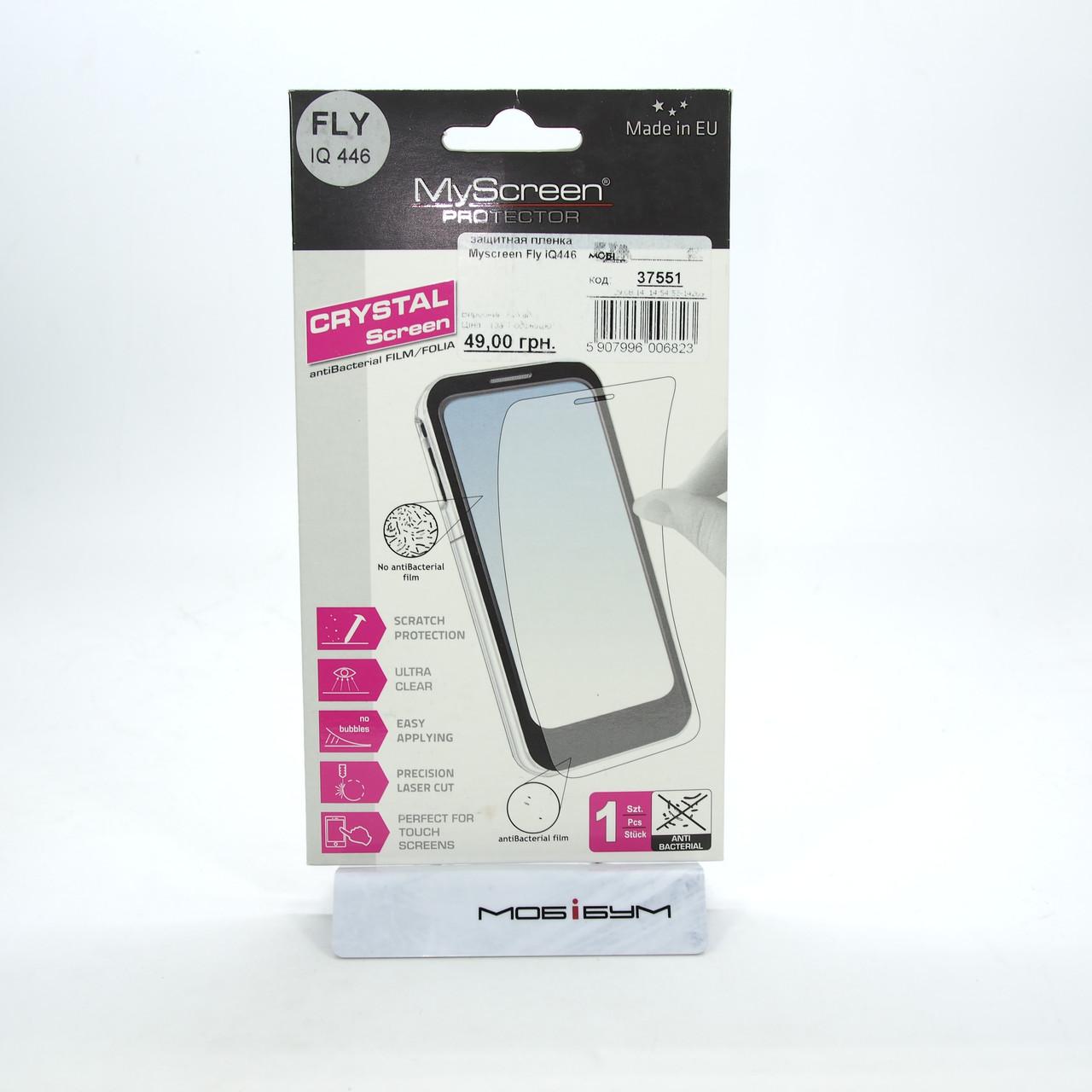 Защитная пленка MyScreen Fly iQ446 EAN/UPC: 5907996006823