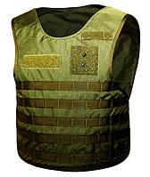 Жилет U.S.ARMOR USBP Ranger (Original) Large OD Green зеленого цвета