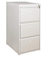 Шкаф файловый ШФ-3А, офисный металличекий шкаф для файлов формата А4, шкаф в бухгалтерию, архив, канцелярию