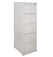 Шкаф файловый ШФ-5А, офисный металличекий шкаф для файлов формата А4, шкаф в бухгалтерию, архив, канцелярию
