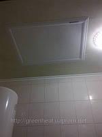 Теплый пол в ванной комнате - «Зеленое Тепло» GH-400c.