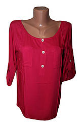 Блуза женская полубатал