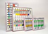 Набор акриловых красок для росписи ногтей в тубах,  Lady Victory,18 шт, фото 1