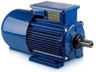 Електродвигун з вбудованим гальмом