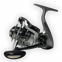 Катушка безинерционная для удилища Durareel KU2000 / Катушка для рыбалки черного цвета