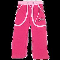 Детские спортивные штаны, плотный трикотаж, ТМ Ромашка+,  р. 98, 104 Турция