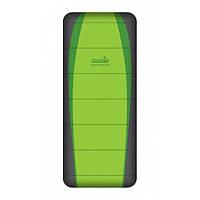 Мешок-одеяло спальный Norfin Light Comfort 200 NF (left) зеленого цвета