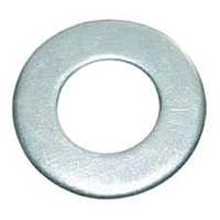 DIN 125 Шайба плоская (нержавеющая сталь А2)