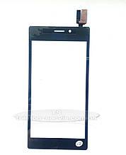 Сенсорный экран для  Sony C2305 S39h Xperia C, черный