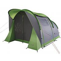 Палатка 4-х местная Norfin Asp 4 Alu NF зеленого цвета