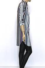 Жіноча сорочка-туніка в полоску Promisse , фото 3