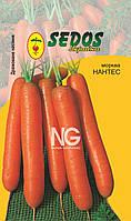 Морковь Нантес (400 дражированных семян) -SEDOS