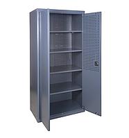 Шкаф инструментальный ШИ-15 (1800х800х500 мм), металлический шкаф для инструментов