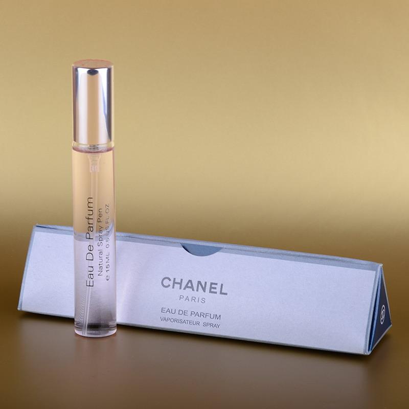 Мужская мини парфюмерия в треугольнике Chanel Egoiste Platinum (Шанель Эгоист Платинум) 15 ml DIZ - Promparfum — парфюмерия, косметика, ногтевой сервис в Харькове