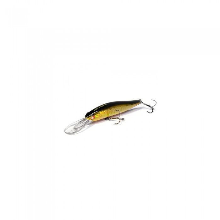 Воблер суспендер LJ Pro Series BASARA SP PLUS ONE 107 для рыбалки