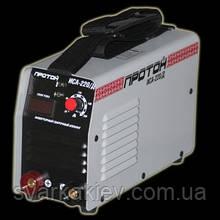 Зварювальний інвертор ІСА-220/Д