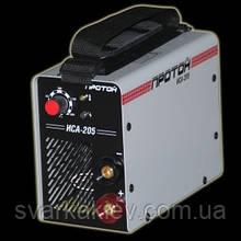 Зварювальний інвертор ІСА-205