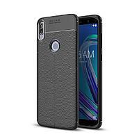 Чехол Touch для Asus Zenfone Max Pro (M1) / ZB601KL / ZB602KL / x00td бампер Auto Focus черный