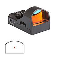 Прицел коллиматорный Delta DO MiniDot HD 24x15 mm черного цвета