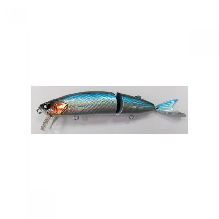Воблер плавающий Lucky John Pro Antira Swim 115F для рыбалки