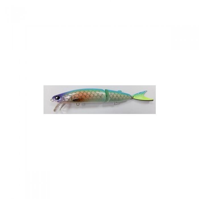 Воблер плавающий Lucky John Pro Antira Swim 115SP/цв.701 для рыбалки