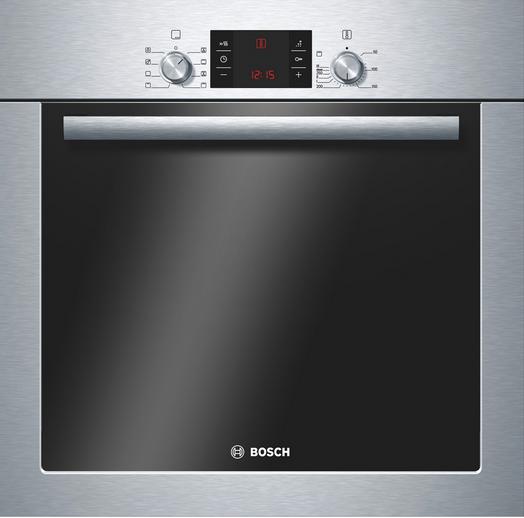 Духова шафа Воѕсһ HBA 43T350 (електрична, 53 л, колір: нерж. бош, вбудовуваний )