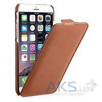 Чехол Decoded Leather Flip Case Apple iPhone 6, iPhone 6S Brown (D4IPO6FC1BN)