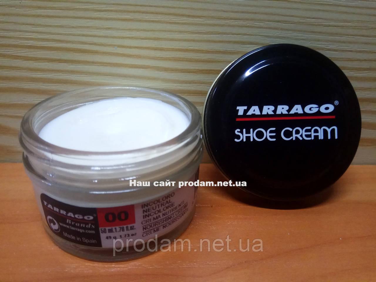 Крем для обуви Tarrago 50 мл цвет безцветный