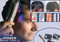 Power Grow Лазерная расческа для волос
