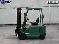 Электропогрузчик б/у  Mitsubishi FBP16
