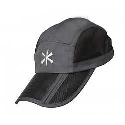 Бейсболка мужская Norfin Compact черного цвета