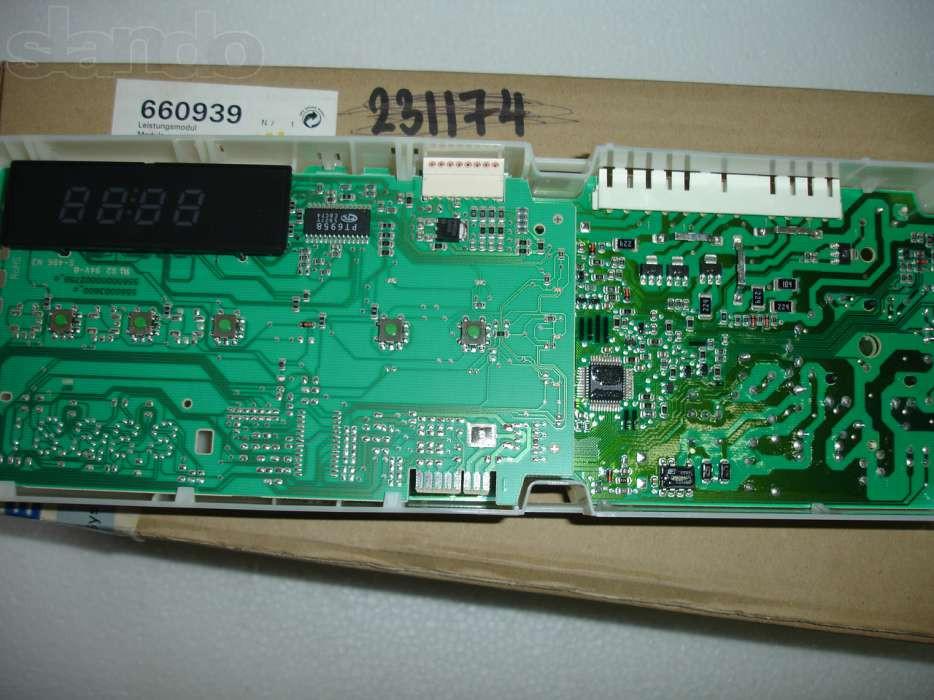 Силовой модуль стиральной машины BOSCH/SIEMENS 660939