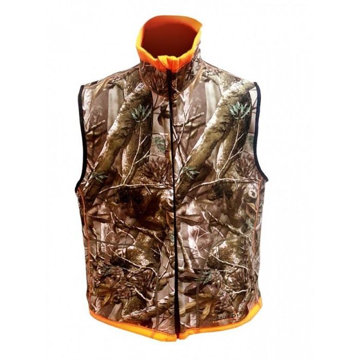 Жилет двуxсторонний Norfin Huntingh Reversable Vest для рыбалки и охоты цвета камуфляж