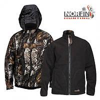 Куртка двухсторонняя Norfin Hunting Thunder Staidness/Black