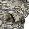 Куртка мужская Norfin Nature Pro Camo для рыбалки и охоты цвета камуфляж, фото 2
