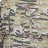 Куртка мужская Norfin Nature Pro Camo для рыбалки и охоты цвета камуфляж, фото 3