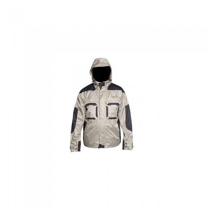 Куртка Norfin Peak Moos для рыбалки и охоты серого цвета