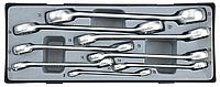 Набор ключей разрезных 8-32мм 8 пр. FORCE T5082.