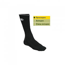Носки зимние Norfin Feet Line черного цвета