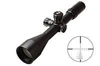 """Прицел оптический Bushnell """"Elite Tactical"""" 6-24х50  G2 FFP черного цвета"""