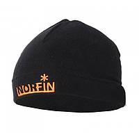 Шапка для подростков Norfin Junior Fleece Junior черного цвета