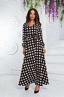 Платье женское длинное  в расцветках 35332, фото 1