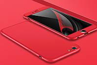 Чехол GKK 360 для Iphone 6 Plus / 6s Plus Бампер оригинальный без выреза Red