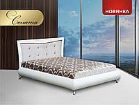 Кровать Соната (1,50 м.)(матрас, подъём. механизм, бельевой ящик) (с доставкой)