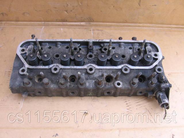Головка блоку циліндрів 2.5 D, TD б/у на Ford: Scorpio, Granada, Sierra 2.3 D 1982-93 рік (притискні форсунки)
