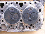 Головка блоку циліндрів 2.5 D, TD б/у на Ford: Scorpio, Granada, Sierra 2.3 D 1982-93 рік (притискні форсунки), фото 5