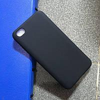 Чохол Style для Xiaomi Redmi Note 5A 2/16 Бампер силіконовий чорний