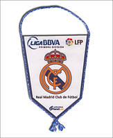 "Вымпел ""Реал"" Мадрид (16х20)"