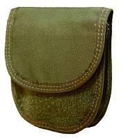 Подсумок U.S.ARMOR для наручников,зеленого цвета 4.5x4.5x1